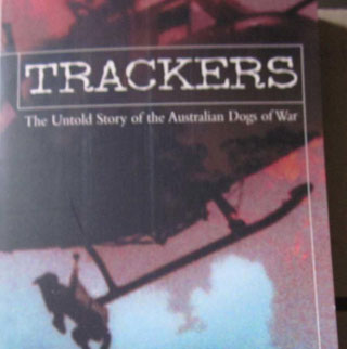 Trackers: Author, Peter Haran