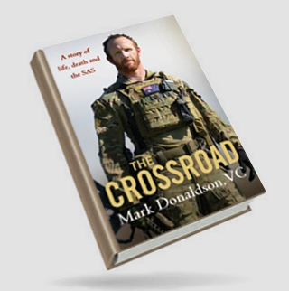 The Crossroad: Author, Mark Donaldson VC